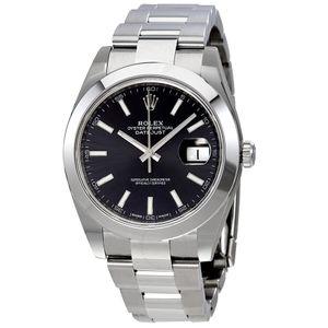 Rolex Datejust 41 126300BKSO - Worldwide Watch Prices Comparison & Watch Search Engine
