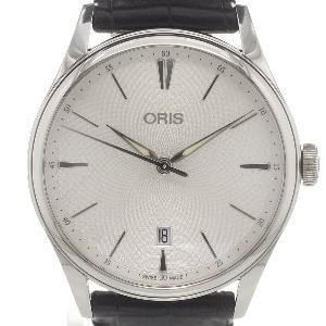Oris Artelier 01 733 7721 4051-07 5 21 64FC - Worldwide Watch Prices Comparison & Watch Search Engine