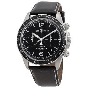 Bell And Ross Vintage V2-94 BRV294-BL-ST/SCA - Worldwide Watch Prices Comparison & Watch Search Engine