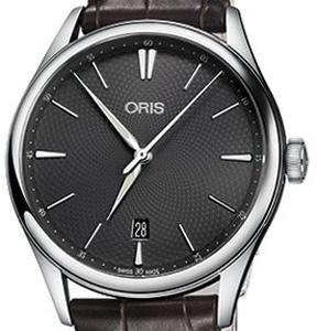 Oris Artelier 01 733 7721 4053-07 5 21 65FC - Worldwide Watch Prices Comparison & Watch Search Engine