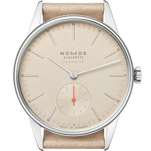 Nomos Orion 393 - Worldwide Watch Prices Comparison & Watch Search Engine