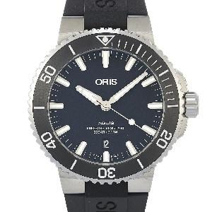 Oris Aquis 01 733 7730 4124-07 4 24 64EB - Worldwide Watch Prices Comparison & Watch Search Engine
