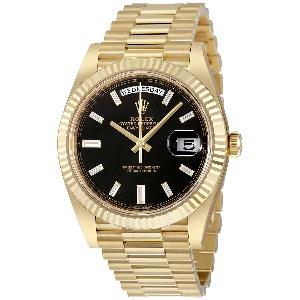 Rolex Day-Date 40 228238BKDP - Worldwide Watch Prices Comparison & Watch Search Engine