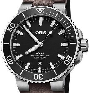 Oris Aquis 01 733 7730 4124-07 5 24 10EB - Worldwide Watch Prices Comparison & Watch Search Engine
