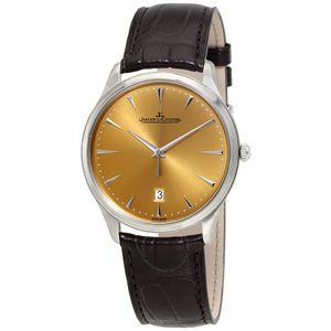 Jaeger Lecoultre Master Ultra Thin Q1288430 - Worldwide Watch Prices Comparison & Watch Search Engine