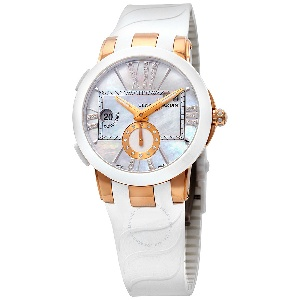Ulysse Nardin Executive Dual Time 246-10-3-391 - Worldwide Watch Prices Comparison & Watch Search Engine