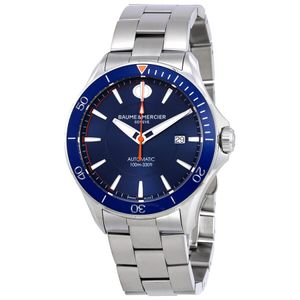 Baume Et Mercier Clifton MOA10378 - Worldwide Watch Prices Comparison & Watch Search Engine