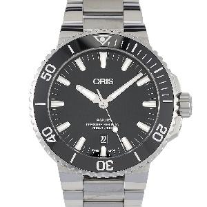 Oris Aquis 01 733 7730 4134-07 8 24 05PEB - Worldwide Watch Prices Comparison & Watch Search Engine