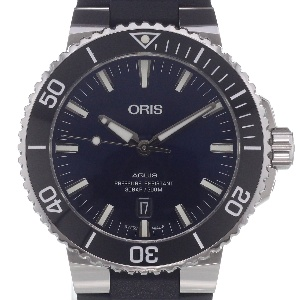 Oris Aquis 01 733 7730 4135-07 4 24 64EB - Worldwide Watch Prices Comparison & Watch Search Engine