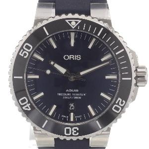 Oris Aquis 01 733 7730 4135-07 4 24 65EB - Worldwide Watch Prices Comparison & Watch Search Engine
