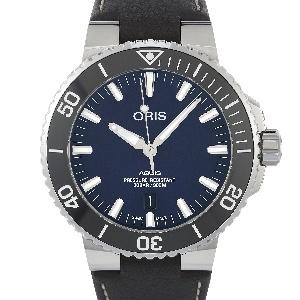 Oris Aquis 01 733 7730 4135-07 5 24 10EB - Worldwide Watch Prices Comparison & Watch Search Engine