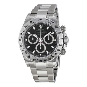 Rolex Cosmograph Daytona 116520BKSO - Worldwide Watch Prices Comparison & Watch Search Engine