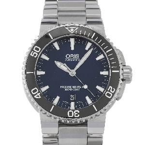 Oris Aquis 01 733 7730 4135-07 8 24 05PEB - Worldwide Watch Prices Comparison & Watch Search Engine
