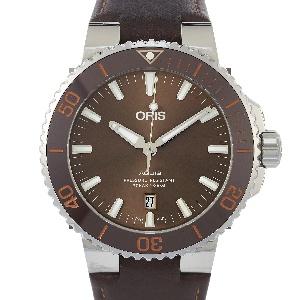 Oris Aquis 01 733 7730 4152-07 5 24 12EB - Worldwide Watch Prices Comparison & Watch Search Engine