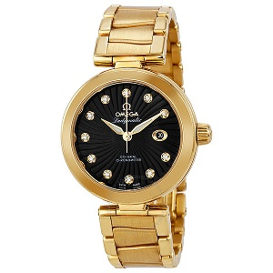Omega De Ville Ladymatic 425.60.34.20.51.002 - Worldwide Watch Prices Comparison & Watch Search Engine