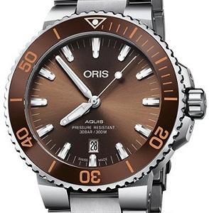 Oris Aquis 01 733 7730 4152-07 8 24 05PEB - Worldwide Watch Prices Comparison & Watch Search Engine