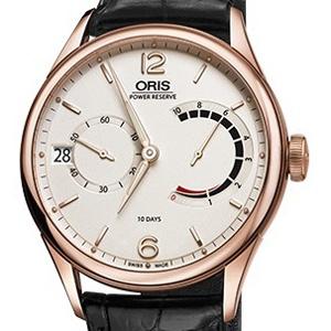 Oris Artelier 01 111 7700 6061-Set 1 23 82 - Worldwide Watch Prices Comparison & Watch Search Engine