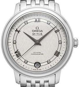 Omega De Ville 424.10.33.20.52.002 - Worldwide Watch Prices Comparison & Watch Search Engine