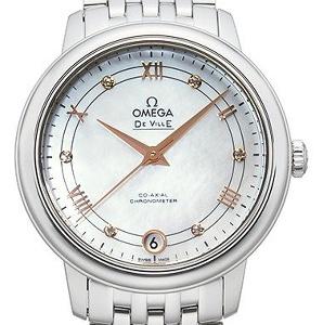 Omega De Ville 424.10.33.20.55.002 - Worldwide Watch Prices Comparison & Watch Search Engine