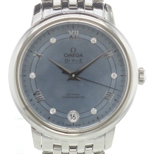 Omega De Ville 424.10.33.20.57.001 - Worldwide Watch Prices Comparison & Watch Search Engine