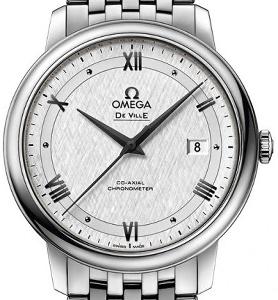 Omega De Ville 424.10.40.20.02.005 - Worldwide Watch Prices Comparison & Watch Search Engine