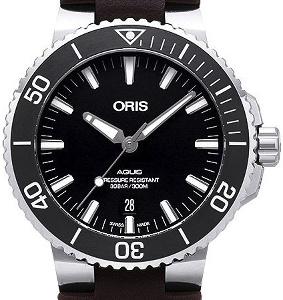 Oris Aquis 01 733 7730 4154-07 5 24 10EB - Worldwide Watch Prices Comparison & Watch Search Engine