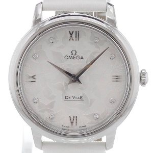 Omega De Ville 424.12.33.60.52.001 - Worldwide Watch Prices Comparison & Watch Search Engine