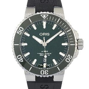 Oris Aquis 01 733 7730 4157-07 4 24 64EB - Worldwide Watch Prices Comparison & Watch Search Engine