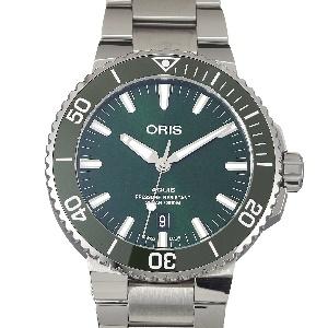 Oris Aquis 01 733 7730 4157-07 8 24 05PEB - Worldwide Watch Prices Comparison & Watch Search Engine