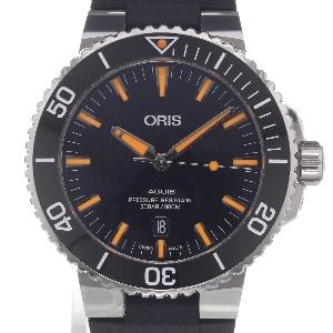 Oris Aquis 01 733 7730 4159-07 4 24 64EB - Worldwide Watch Prices Comparison & Watch Search Engine