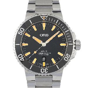 Oris Aquis 01 733 7730 4159-07 8 24 05PEB - Worldwide Watch Prices Comparison & Watch Search Engine