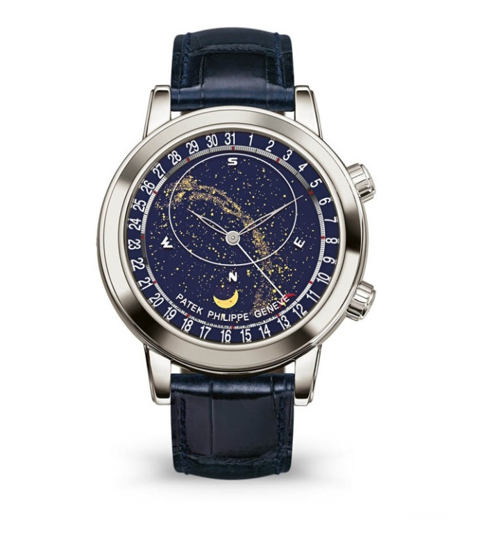 Patek Philippe Grand Complications 6102P-001 - Worldwide Watch Prices Comparison & Watch Search Engine