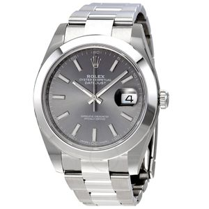 Rolex Oyster Perpetual Datejust 126300RSO - Worldwide Watch Prices Comparison & Watch Search Engine