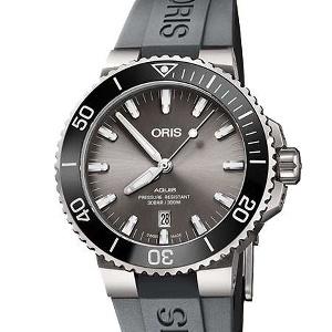 Oris Aquis 01 733 7730 7153-07 4 24 63TEB - Worldwide Watch Prices Comparison & Watch Search Engine