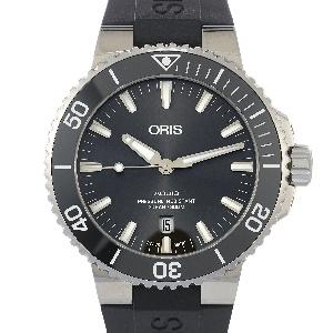 Oris Aquis 01 733 7730 7153-07 4 24 64TEB - Worldwide Watch Prices Comparison & Watch Search Engine