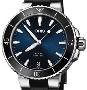 Oris Aquis 01 733 7731 4135-07 4 18 64FC - Worldwide Watch Prices Comparison & Watch Search Engine