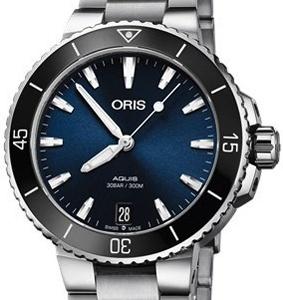 Oris Aquis 01 733 7731 4135-07 8 18 05P - Worldwide Watch Prices Comparison & Watch Search Engine
