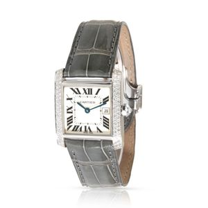 Cartier Tank Francaise WE101751 - Worldwide Watch Prices Comparison & Watch Search Engine