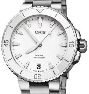 Oris Aquis 01 733 7731 4151-07 8 18 05P - Worldwide Watch Prices Comparison & Watch Search Engine