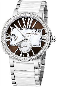 Ulysse Nardin Executive Dual Time 243-10B-7-30-05 - Worldwide Watch Prices Comparison & Watch Search Engine
