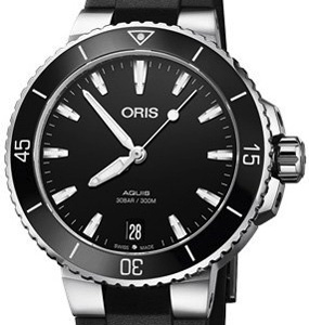 Oris Aquis 01 733 7731 4154-07 4 18 64FC - Worldwide Watch Prices Comparison & Watch Search Engine