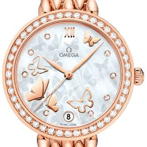 Omega De Ville 424.55.33.20.55.006 - Worldwide Watch Prices Comparison & Watch Search Engine