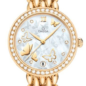Omega De Ville 424.55.33.20.55.008 - Worldwide Watch Prices Comparison & Watch Search Engine