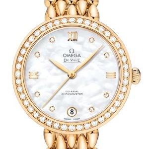 Omega De Ville 424.55.33.20.55.009 - Worldwide Watch Prices Comparison & Watch Search Engine