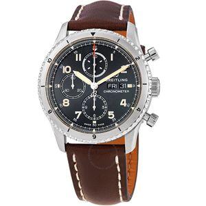 Breitling Aviator 8 A13316101B1X3 - Worldwide Watch Prices Comparison & Watch Search Engine
