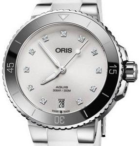 Oris Aquis 01 733 7731 4191-07 4 18 63FC - Worldwide Watch Prices Comparison & Watch Search Engine