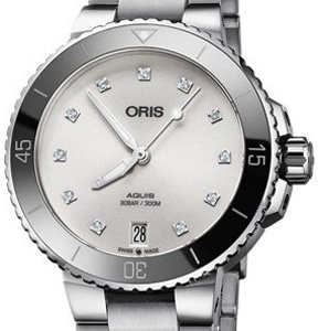 Oris Aquis 01 733 7731 4191-07 8 18 05P - Worldwide Watch Prices Comparison & Watch Search Engine