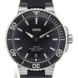 Oris Aquis 01 733 7732 4124-07 4 21 64FC - Worldwide Watch Prices Comparison & Watch Search Engine