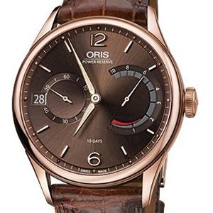 Oris Artelier 01 111 7700 6062-Set 1 23 86 - Worldwide Watch Prices Comparison & Watch Search Engine