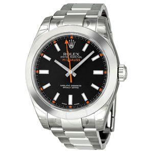Rolex Milgauss 116400BKSO - Worldwide Watch Prices Comparison & Watch Search Engine